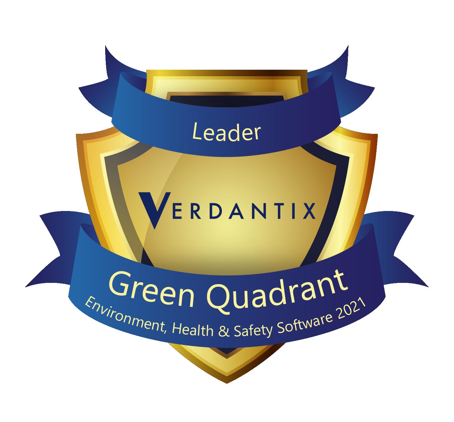 Verdantix Green Quadrant_Leader