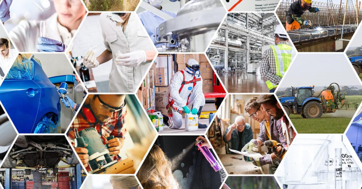 Joka päivä tuhannet ihmiset altistuvat vaarallisille aineille työpaikoilla. Onko sinulla tieto siitä, mitä aineita ja kemikaaleja työpaikallasi on?