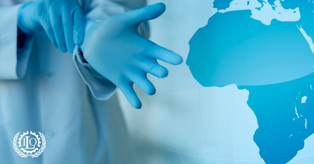 Kansainvälinen työturvallisuuspäivä 28.4.2020 keskittyy tartuntatautien leviämisen torjumiseen työpaikoilla, keskittyen COVID-19 -pandemiaan